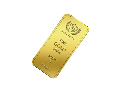 Золотой слиток 5 г